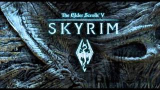 Elder Scrolls V Skyrim theme song - Dragonborn