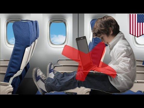 US laptop ban: Homeland Security may ban laptops and ipads on all flights from Europe - TomoNews