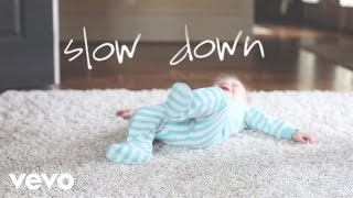Nichole Nordeman - Slow Down (Official Lyric Video)