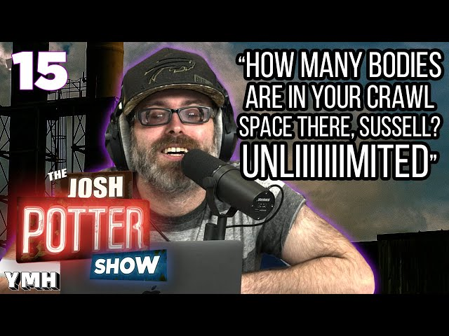 UNLIIIMITED (EP 15) | The Josh Potter Show
