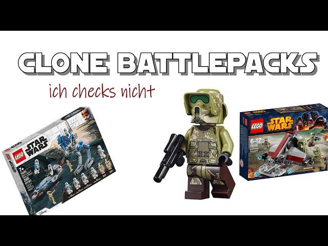 Ich checks nicht: LEGO und die bisherige Strategie von (Kashyyyk) Klonen