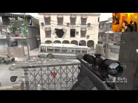 Syndicate's *Call Of Duty 4* Live Stream!