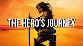 The Hero's Journey of Diana of Themyscira