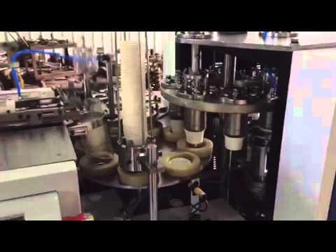 Youtai YT LI1 paper cup forming machine