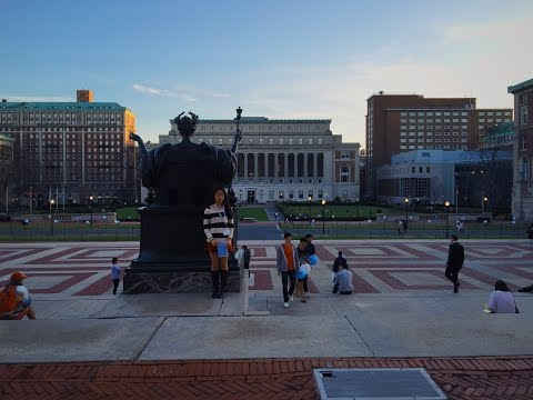 Columbia University in the City of New York Days on Campus Science Scholars Admit Visit 2015 2019