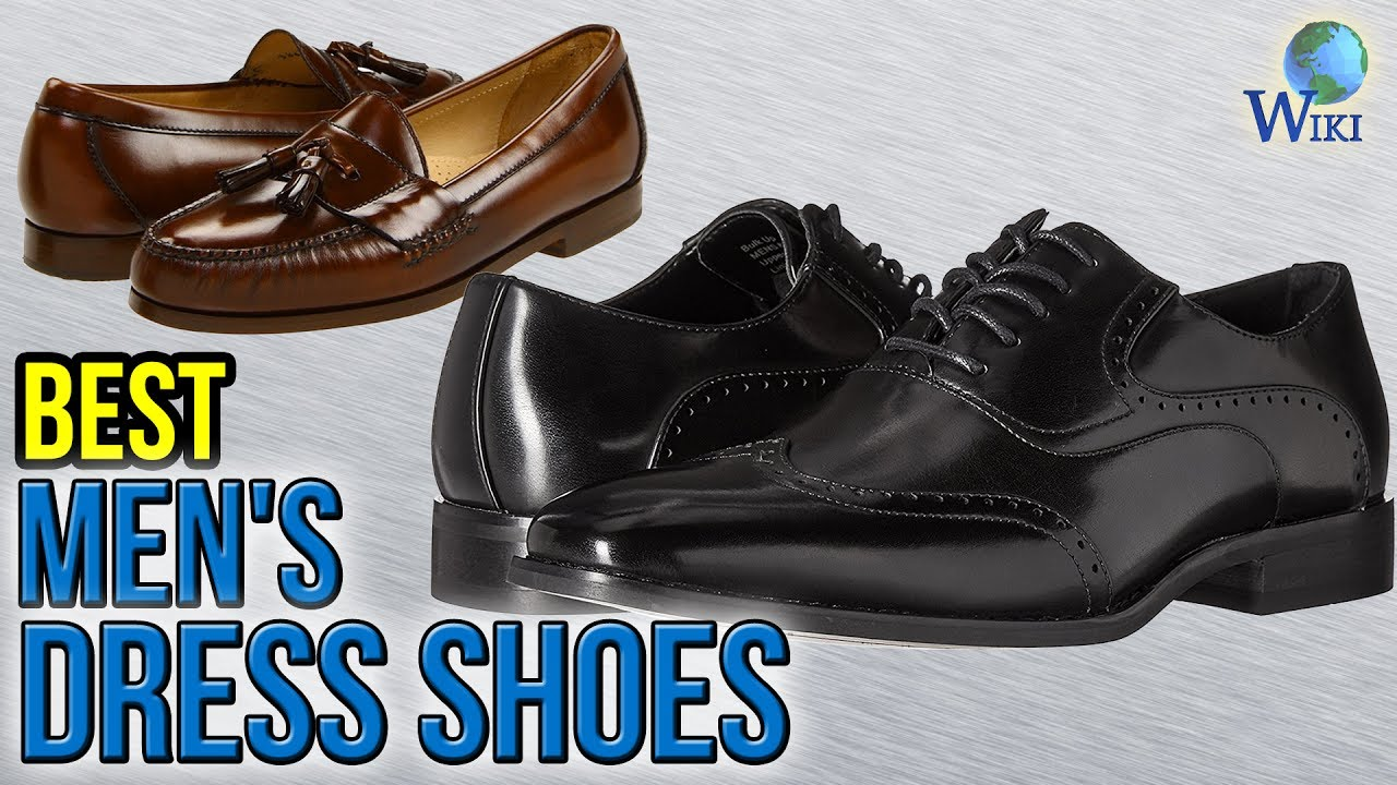 10 Best Men's Dress Shoes 2017. Ezvid Wiki