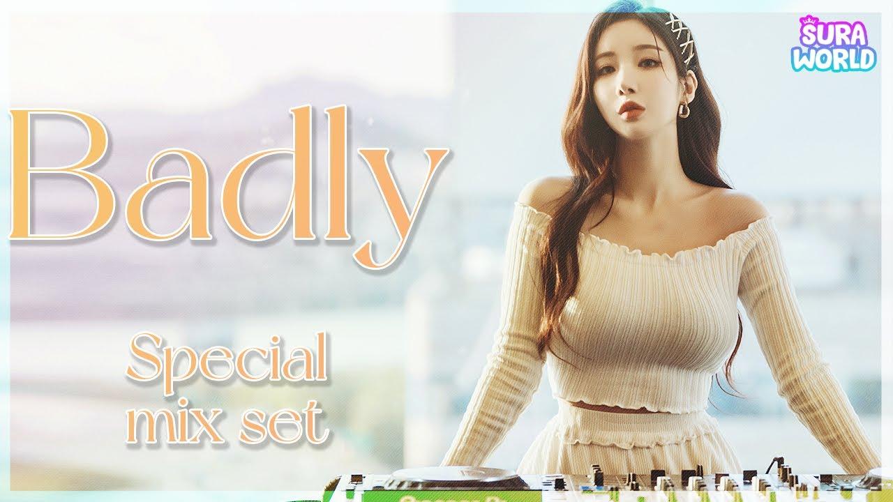 #47 페스티벌 그리워지는 EDM 모음(feat.Badly)   🔥Famous EDM Mixset🔥  DJ SURA (수라)