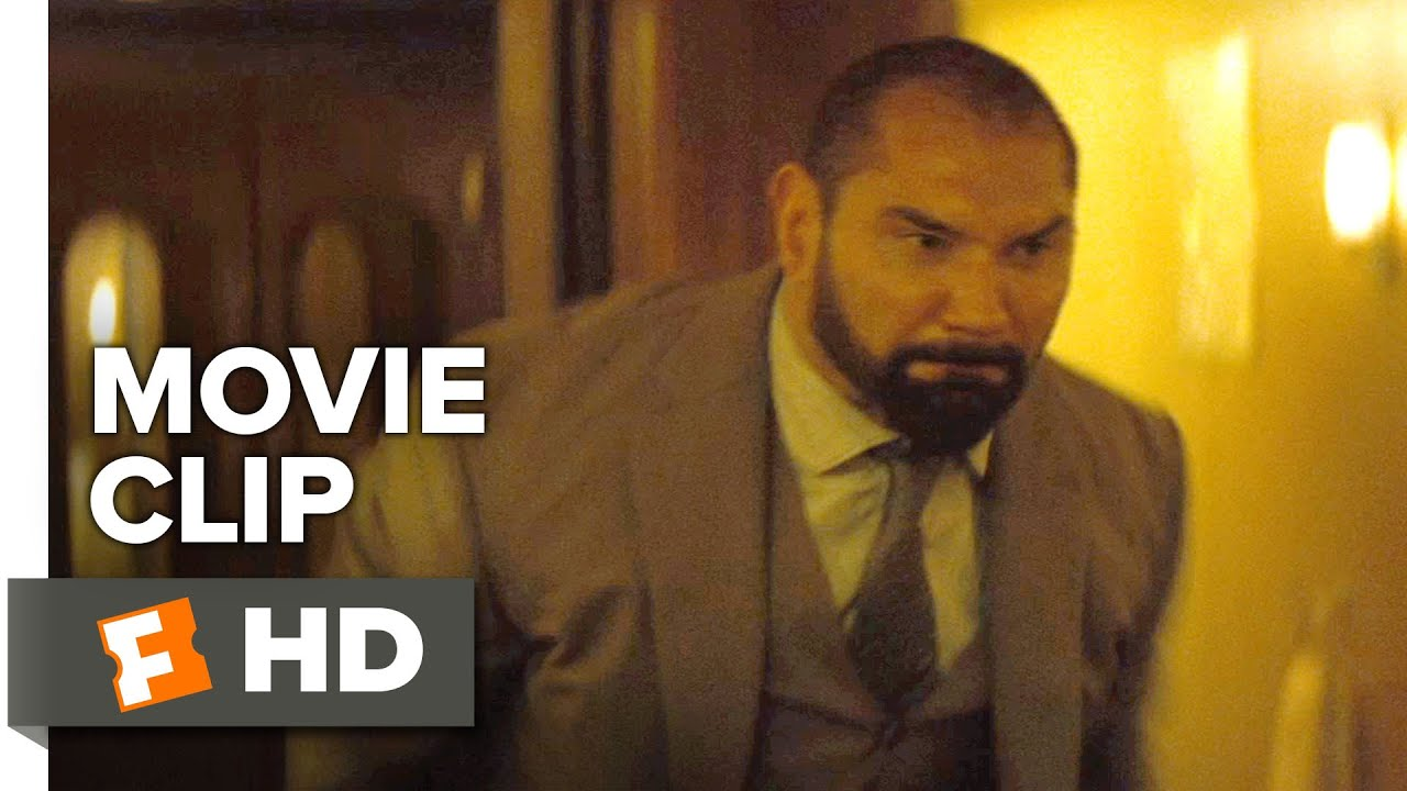 Spectre Movie CLIP - Train Fight (2015) - Daniel Craig, Dave Bautista Action Movie HD