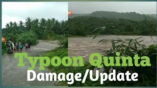 TYPHOON QUINTA UPDATE AND DAMAGE