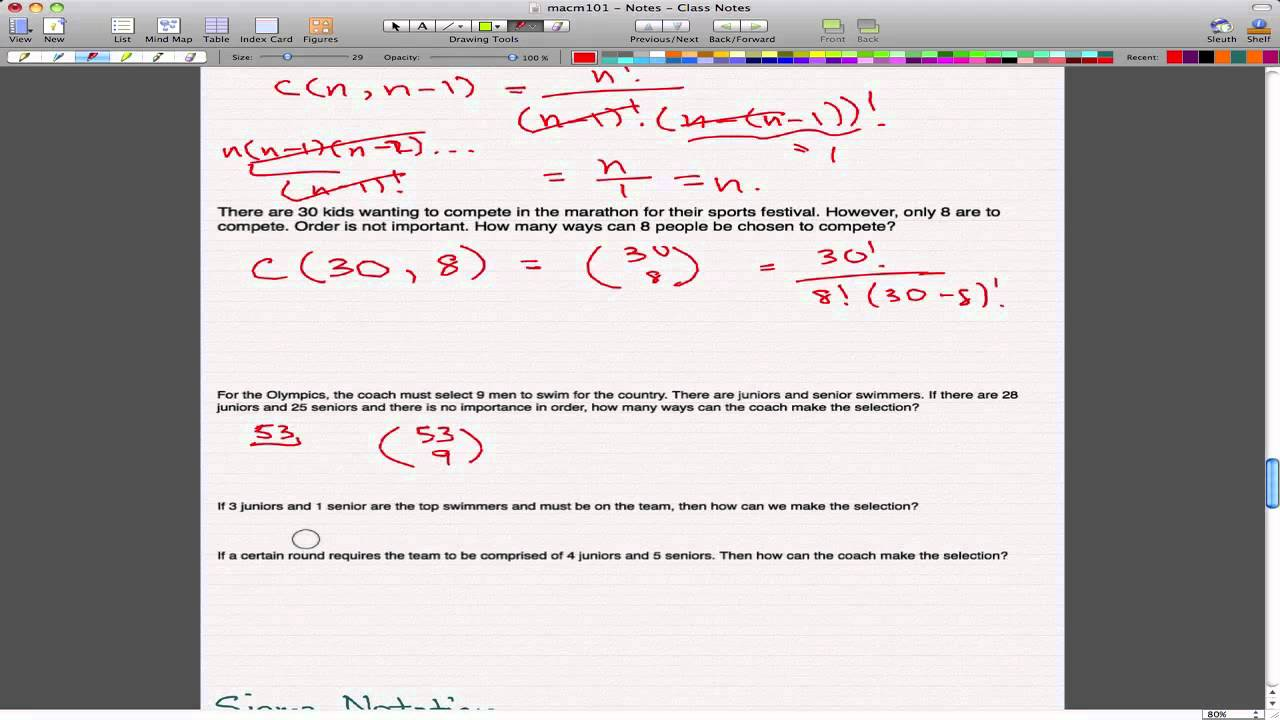 The Best IB Math Study Guide and Notes for SL/HL