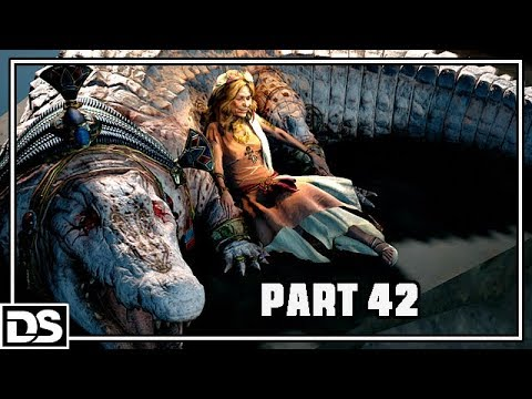 Assassin's Creed Origins Gameplay German #42 - Schnapp machte das Krokodil (Let's Play Deutsch)