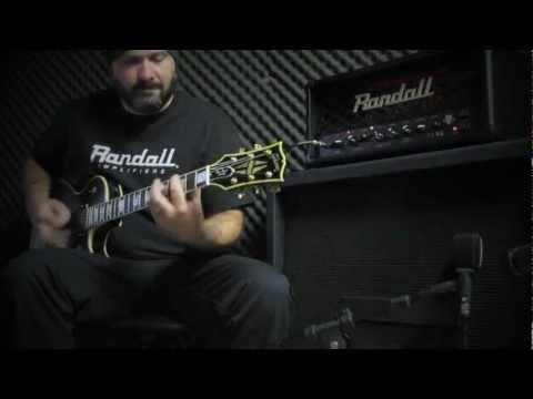 Randall Diavlo RD45 Tube Amplifier - Thrash Metal