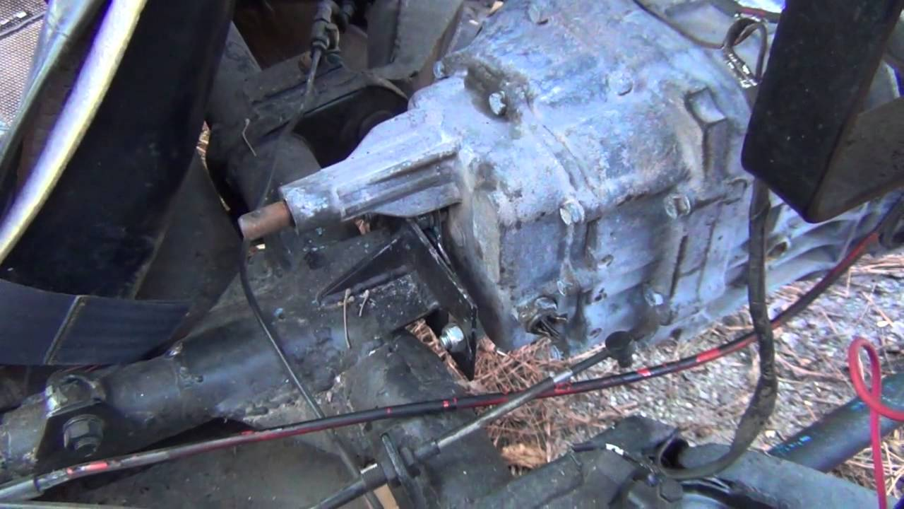 Vw Sandrail Transmission Swap Part 3 Youtube Sand Rail Wiring Diagram Starter