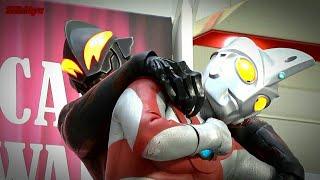【ウルトラマン】アリオ鳳①イーヴィルヒーローvs歴代ウルトラヒーローショー☆ベリアル ダーグザギ ダークロプスゼロUltraman vs Evil Ultraman Ultra Dark Heroes