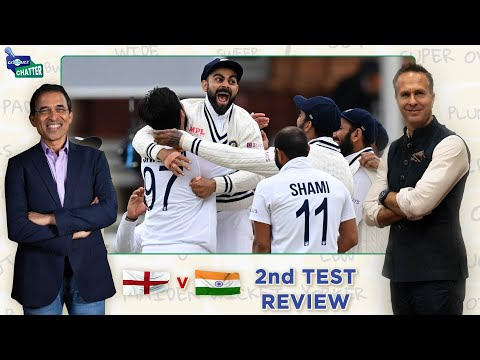 Kohli's India conquers Lord's. Michael Vaughan and Harsha Bhogle react