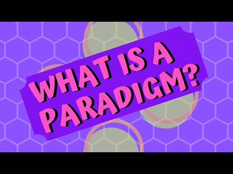 what is a paradigm youtube