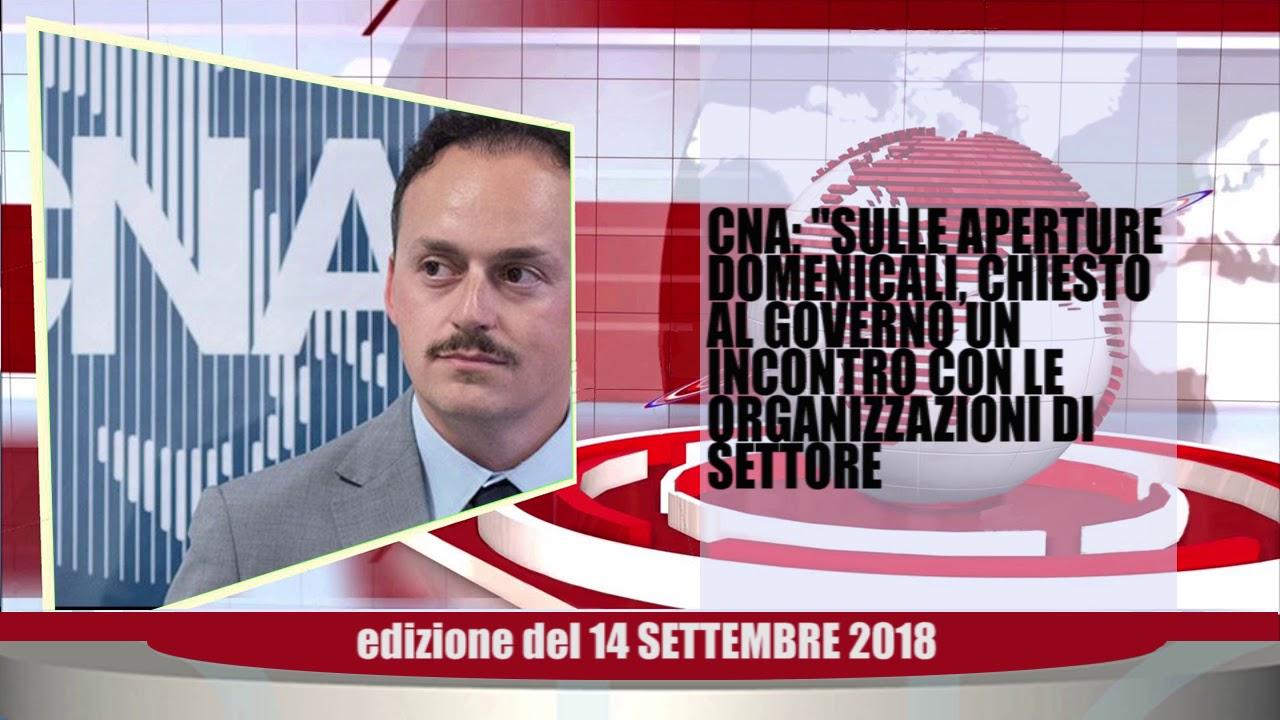 Velluto Notizie Web Tv Senigallia Ed  14 09 2018