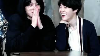 Jikook moment's - ( BTS Jin : Tonight 이 밤 )