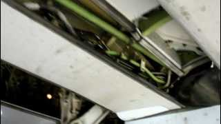 Boeing 737 Flaps extension and retraction