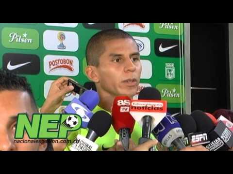 David Castañeda:Nuevo delantero en Atlético Nacional