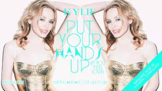 Kylie Minogue - Put Your Hands Up (Live From The O2 London)