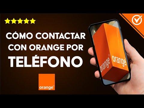 Cómo Contactar con Orange por Email, Teléfono o Chat, si eres o no eres Cliente
