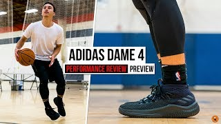 ALL TIME GREAT? adidas Dame 4 Performance Review