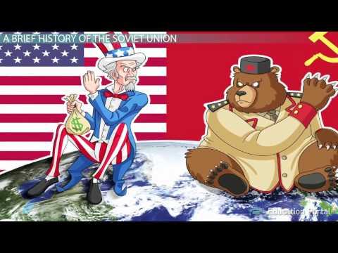 Soviet Union creation