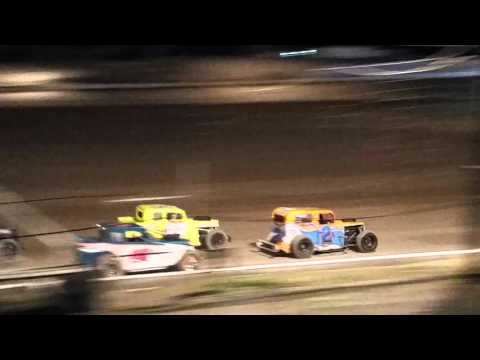 20 Feb 16 - King of the Oval (Pahrump Valley Speedway) Feature