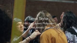 New York Fashion Week F/W 2017  Backstage with Bumble and bumble and Tanya Taylor