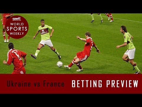 UKRAINE vs FRANCE 15.11.13  FIFA World Cup Qualifiers 2014