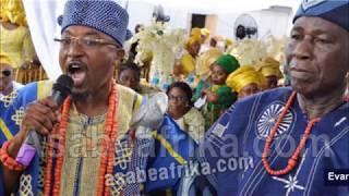 Abiola Ogundokun never beat his mother - Ebenezer OBEY