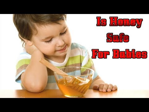 Is Honey Safe For Babies #NaturalRemedies