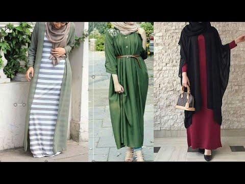 25f1825fd Hijab Dresses Jilbab & Abayas ازياء موضة 2016 فساتين و ازياء للمحجبات
