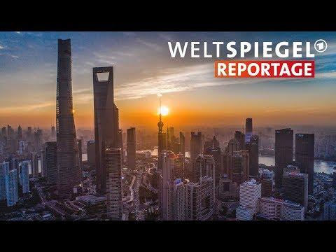 Shanghai: Leben in der Mega-Stadt | Weltspiegel Reportage
