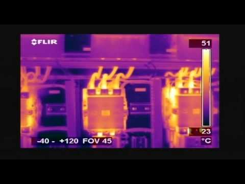 Thermal Imaging Cameras for Maintenance in Industries