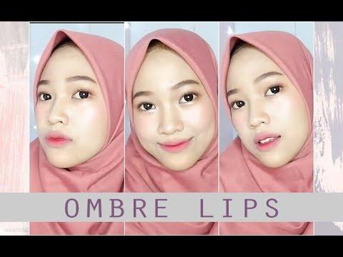 tutorial-ombre-lips-untuk-bibir-hitam-&-tebal