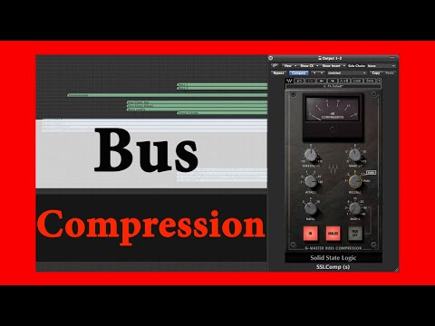 Bus Compression: think backwards