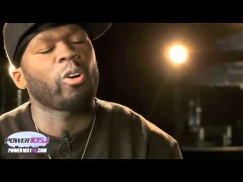 NEW AND EXCLUSIVE - 50 cent interview