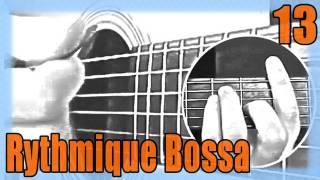 """Cours de Guitare pour Débutants : """"Rythmiques bossa"""""""