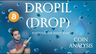 DROPIL (DROP) - COIN ANALYSIS - POTENTIAL ICO UNDER 1 CENT!?