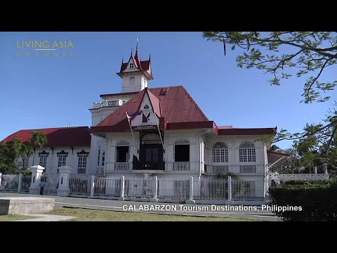 Calabarzon:A Sojourn in Culture