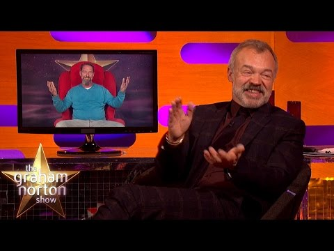 Australian Guy Nails it in the Red Chair | The Graham Norton Show