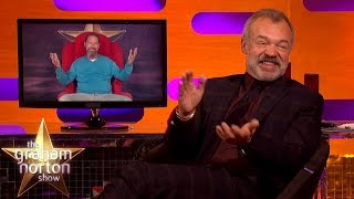 connectYoutube - Australian Guy Nails it in the Red Chair | The Graham Norton Show