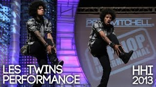 LES TWINS (FRANCE) HHI 2013 Performance - World Hip Hop Dance Championships