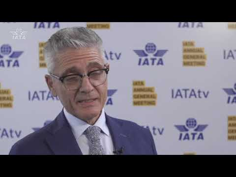 Interview with Charles Mangion, Chairman, Air Malta