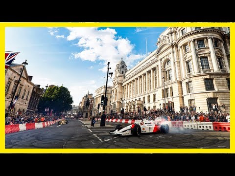Breaking News | Fia to allow current f1 cars at demo events in 2018