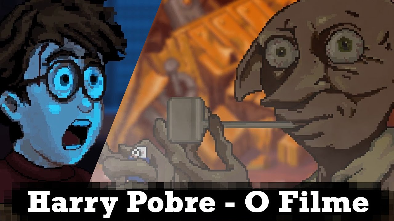 HARRY POBRE E A PEDRA FILOSOFAL - TRAILER