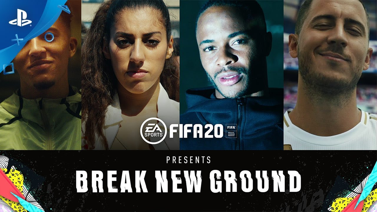 FIFA 20 - Wrong Breaks New Ground: Official Launch Trailer | PS4
