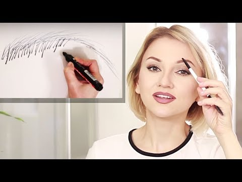 How to PLUCK your BROWS like a PRO